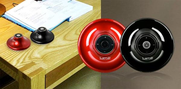 UFO MP3 Player/Speaker