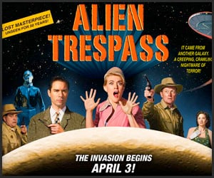 Trailer: Alien Trespass