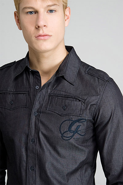G-Star Prime Midnight Shirt
