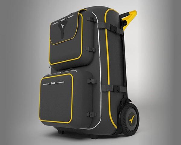 PA Series Hybrid Bag