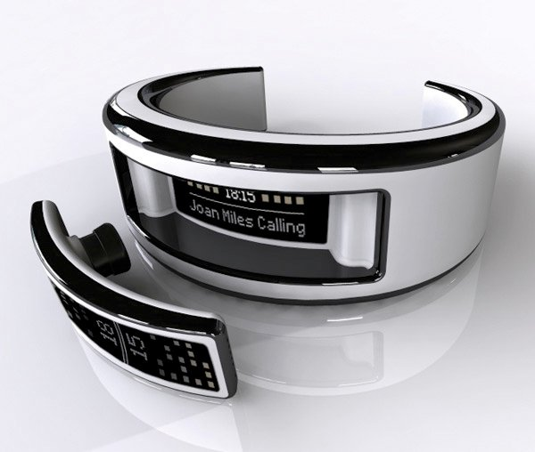 On Time Headset Concept