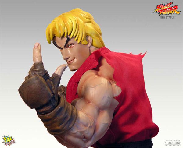 18″ Ken Statue