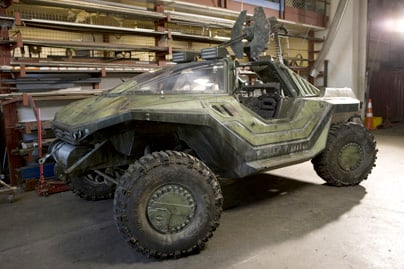 Real Working Warthog