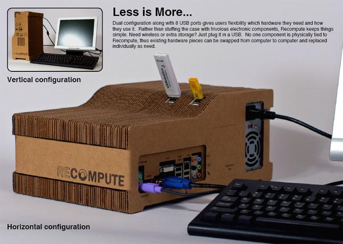 Concept: Recompute