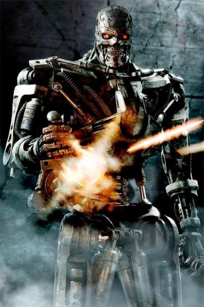 Terminator 4: T-600