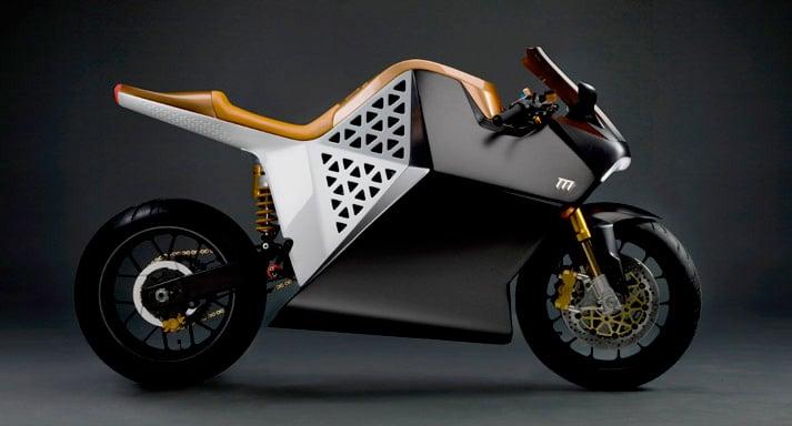 Mission One Electric Bike