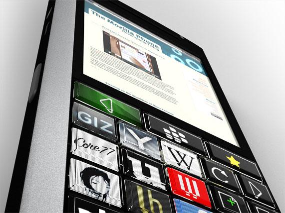 Concept: Mozilla Phone