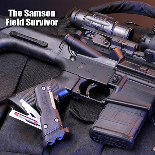 Samson Field Survivor