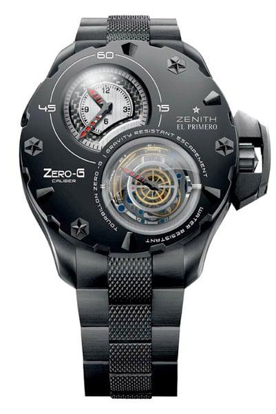 Zenith Zero-G Tourbillon