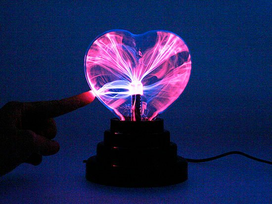 USB Plasma Heart