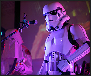 Stormtroopers x Rock Band