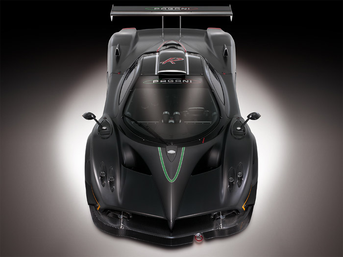 Official: Pagani Zonda R