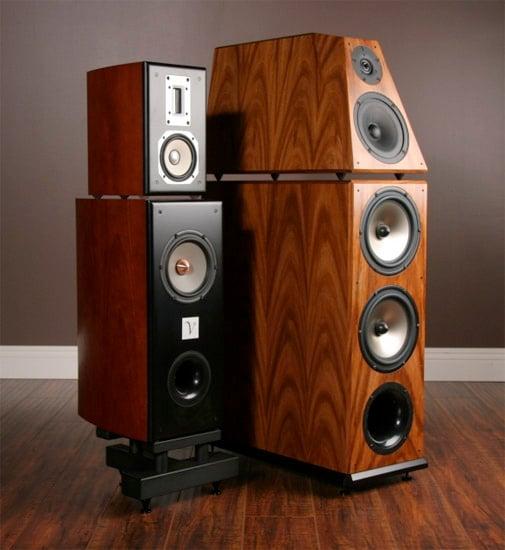 Unifield Three Speakers
