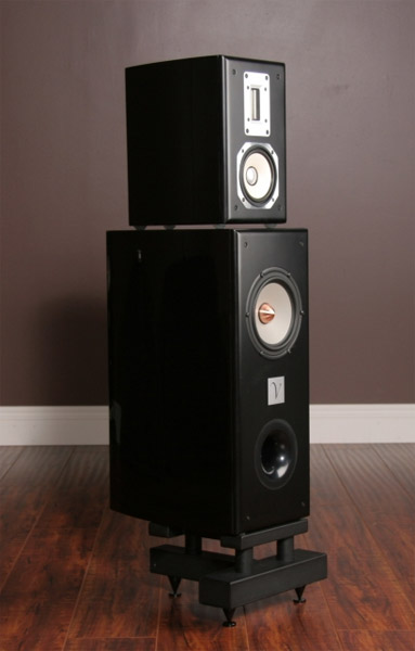 Unifield Three Speakers