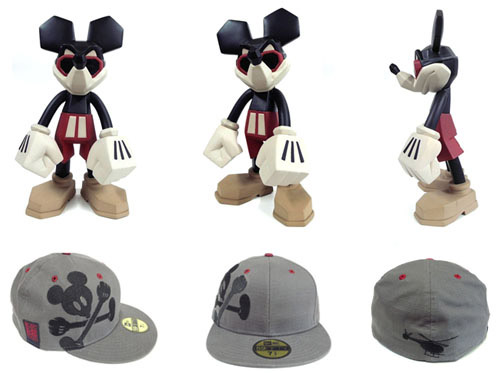 BLOC28 Mickey Mouse