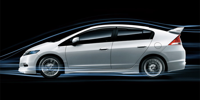 Zero-Lift Honda Insight