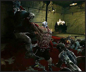 Trailer: Splatterhouse