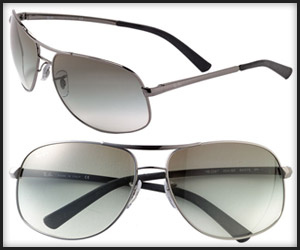 Ray-Ban Fresh Aviators