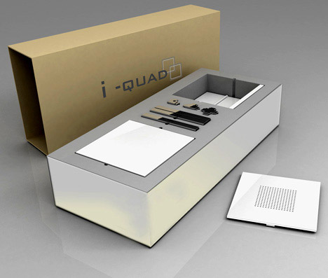 Concept: I-Quad