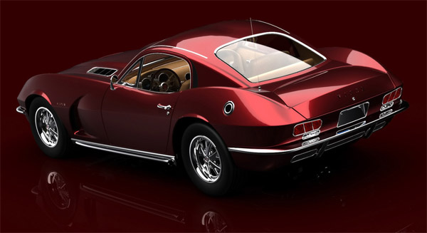 Concept: Dodge Viper '67