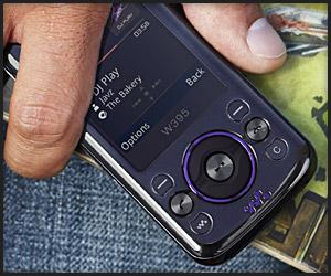 Линейку Walkman от Sony Ericsson официально пополнил еще один музыкальный телефон -Sony Ericsson W395.