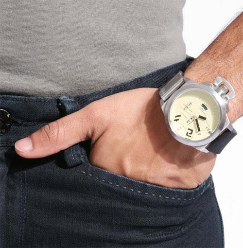 Welder 3000 Watch