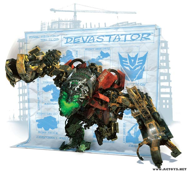 The Fallen & Devastator