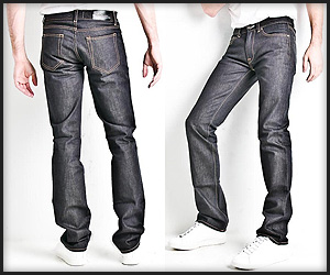Acne Mic Rigid Jeans