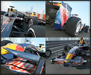 Video: Formula One KERS