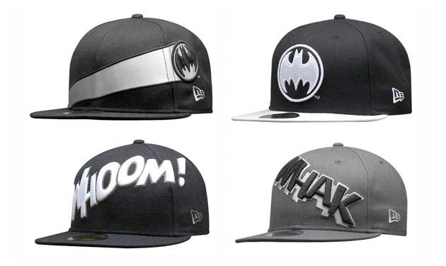New Era x DC Caps