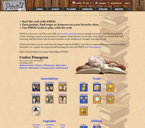 Website: PMOG