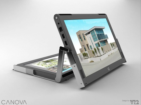 Canova Laptop