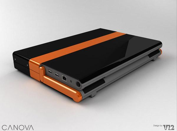 Canova Laptop