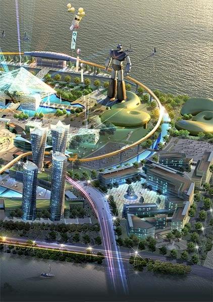 Robotland Theme Park