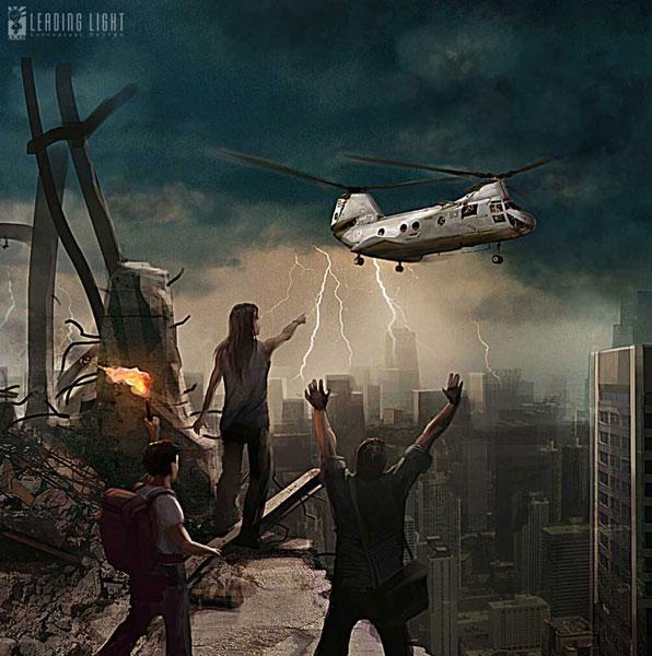 Survivors Concept Art
