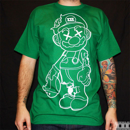 Zombario T-shirt