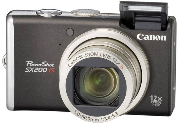 Canon PowerShot SX200