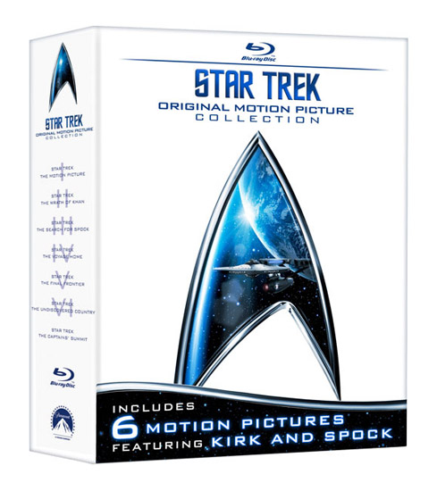 Star Trek Blu-ray Collection