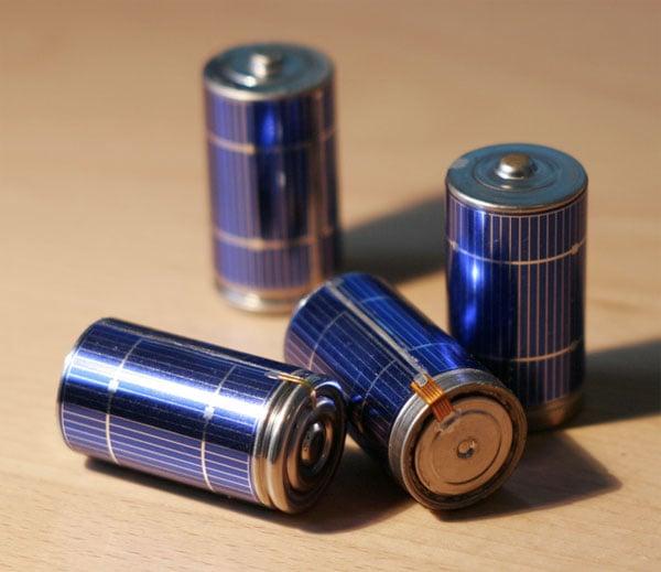Concept: SunCat Batteries