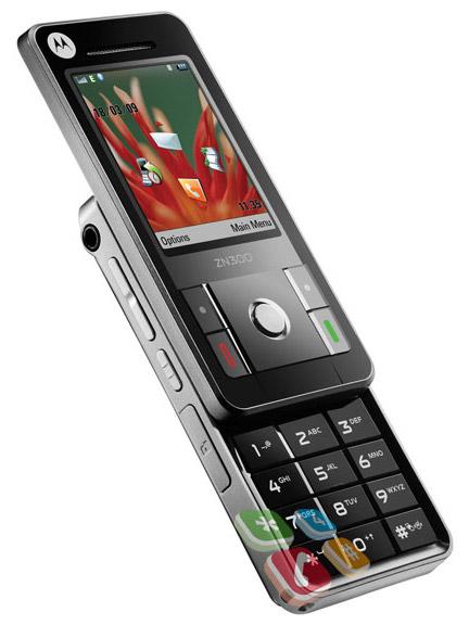 Motorola ZN300