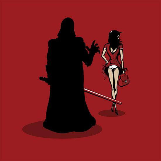 Peek Into The Dark Side
