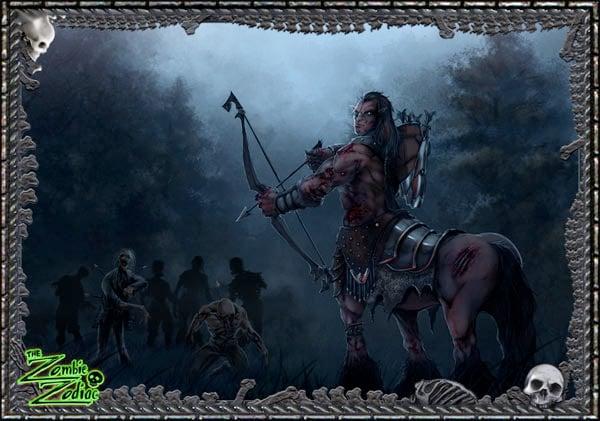 The Zombie Zodiac
