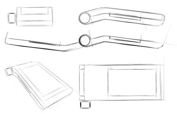 Concept: Sony Simplicity