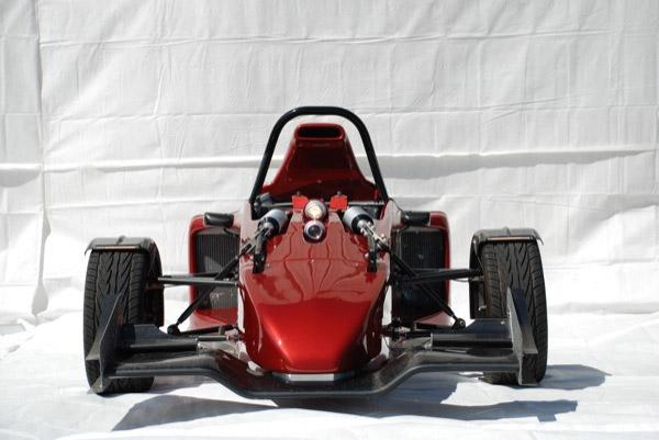 Scorpion Prodigy Trike