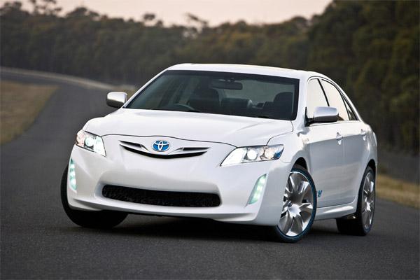 Toyota HC-CV
