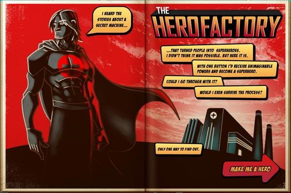 The Hero Factory