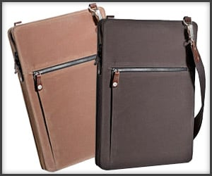 J. Fold Vertical Laptop Bag