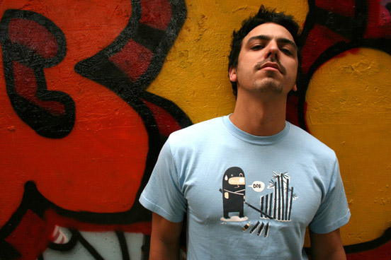 Ninja Toon T-shirt