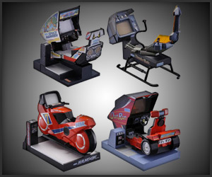 Mini Arcade Machines