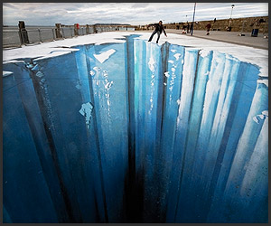 End Of The World Street Art